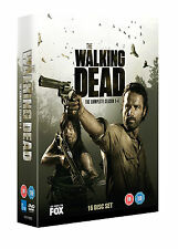 The Walking Dead Season 1-4 DVD TV Boxset New/Sealed