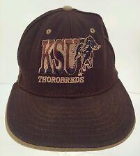 Kentucky State University Thorobreds Fitted Baseball Hat by New Era Size 6 3/4