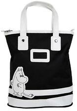 Moomin Small Totebag Moomintroll Black