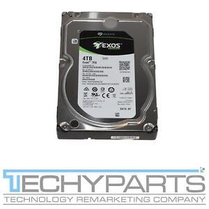 "Seagate Exos 7E8 ST4000NM0115 4TB 7.2K 3.5"" SATA III 128MB Enterprise Hard Drive"