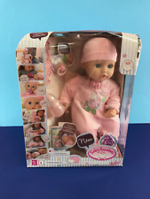 Zapf Creation Baby Annabell Doll Baby Sounds Ages 3 + #4401