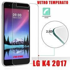 Pellicola in vetro temperato per LG K4 2017 Proteggi schermo display ANTIURTO