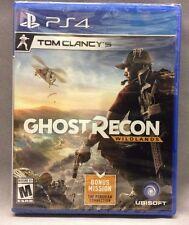 Brand New Tom Clancy's Ghost Recon: Wildlands (Sony PlayStation 4, 2017)