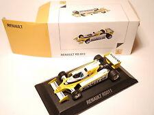 Formule 1 f1 voiture de course Renault RS 011 onze J.P. Jabouille #15, NOREV 1:43 Dealers!