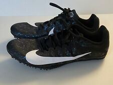 Men's Nike Zoom Rival S Track Cleats Sprinting Shoes Size 9 (907564-003)