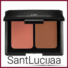 E.L.F ELF CONTOURING BLUSH AND BRONZING CREAM ST LUCIA - CONTOUR FACE AND BODY