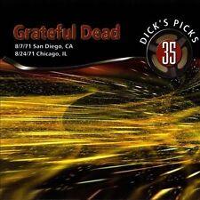 Grateful Dead: Dick's Picks Vol. 35—San Diego, CA 8/7/71, Chicago 4 CDs SEALED