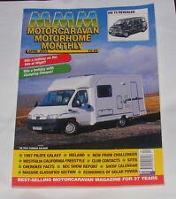 MMM MOTORCARAVAN MOTORHOME MONTHLY - VW T5 REVEALED - APRIL 2003