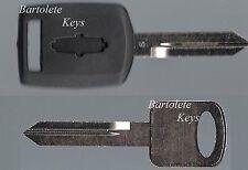 Transponder Key Blank for 2005 2006 2007 2008 2009 2010 2011 Mazda Tribute *