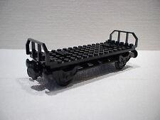 LEGO® Eisenbahn Flachwaggon 1 zum Containertransport für 3677, 7898, 7939 - NEU
