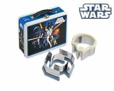 Williams Sonoma Star Wars Vintage Lunch Box Sandwich Cu