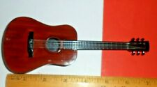 """1:6 SCALE PLASTIC GUITAR for action or cowboy figure 12"""""""