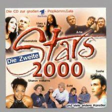 Stars 2000-Die Zweite Melanie C., Echt, Anastacia, Montell Jordan, A-ha..  [CD]