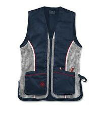 Beretta Silver Pigeon Vest Red, White, Blue GT30 Size XX Large Make an Offer