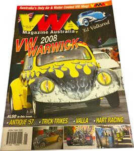 VW Magazine - NOV 2008 - JAN 2009 - BEETLE BUG BUS KOMBI VW CAMPER