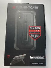 Element Case Black Ops 2018 Case  for iPhone Xs Max