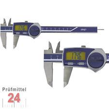 Digitaler Digital Messschieber Schieblehre IP67 150 mm Tiefenmaß: rund