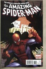Amazing Spider-Man #674-2012 nm- 9.2 Marvel Standard Cover the Vulture