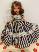NASB Nancy Ann Storybook Bisque Doll 178 Give Me Lassie Nursery Rhyme Orig Box
