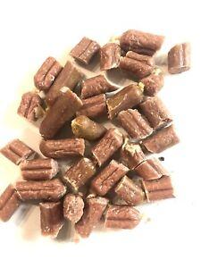 100% Natural Premium Meat Beef/Fish/Black Pudding Dog Treat Bites 200g Healthy