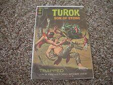 Turok, Son of Stone #59 High Grade Gold Key File Copy Comic 1967 VF