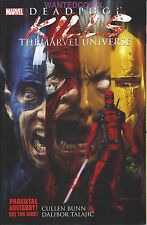 DEADPOOL KILLS THE MARVEL UNIVERSE 1 2 3 4 TPB FREE SHIPPING X-MEN WADE WILSON