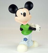 """Precious Moments """"Just For You"""" Mickey Disney Showcase Figurine   2011   USED"""