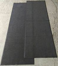 2 x A Grade Non Slip 10x3 Hallway Dirt Trapper Runner Mat Workshop Dog Kennel