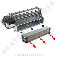 Nourriture Chaude Armoire Plaque Chauffe-LH Fan Motor & 2 kW élément chauffant 180 mm