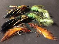 "Bass Crawlers, ""Devil Pak"", Size 1/0, Assortment, #1 NATIONWIDE, Super Hot****"