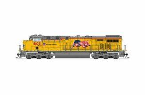 Broadway Limited 5875 HO Union Pacific GE ES44AC Diesel Loco Sound/DCC #8109 NIB