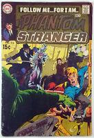 Phantom Stranger #3 FN+ 1969 Neal Adams Cover Silver Age Horror