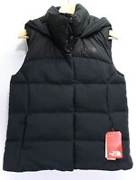 New The North Face Womens Atheltic Nuptse Novelty 700 Down Vest Jacket S M
