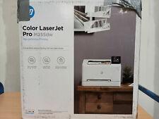 HP Color LaserJet Pro M255dw Farblaserdrucker wie Neu