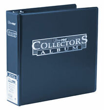 Ultra Pro 3 Ring Collector Album Storage Folder Binder MTG Yugioh Pokemon  BLUE