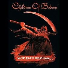 CHILDREN OF BODOM 1.5-inch Square BADGE Button Pin Hate Crew NEW OFFICIAL MERCH
