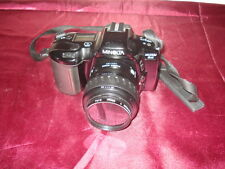 Minolta Maxxum 3xi SLR Film Camera with 30-80 mm Auto Focus Lens