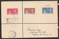 Pre-Decimal Used British Colonies & Territories Cover Stamps