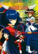 Battle Doll Angelic Layer - Vol. 5: Deus Ex Machina DVD COMPLETE Case Art & Disc