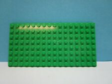 LEGO ® Bauplatte Grundplatte dicke/hohe Platte 8 x 16 hell grün  100% Original