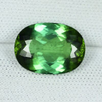 4.66 ct SHIMMERING MOZAMBIQUE - ELBITE GREEN - NATURAL TOURMALINE - See Vdo 6170