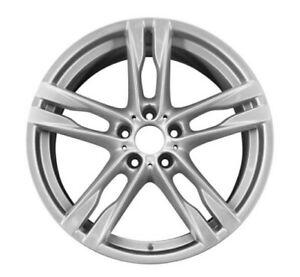 """2013-2017 BMW 650i OEM 20"""" Rear Wheel 373 Style"""