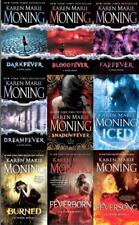 FEVER Fantasy Series by Karen Marie Moning COMPLETE PAPERBACK Collection 1-9