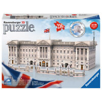 Ravensburger Buckingham Palace 3D 216 Piece Puzzle new