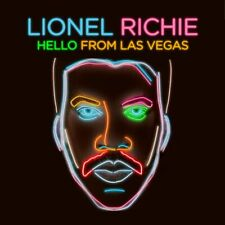 Lionel Richie Hello From Las Vegas CD - Brand New in wrapper - Ships free in USA