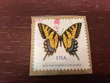 "Stamp, USA, .64, 2015,  Butterfly, 1-1/4"" x 1-1/4"""