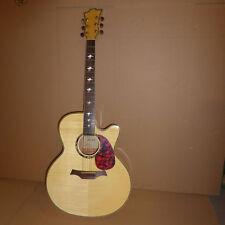 "Akustische Gitarre Dreadnought Akustikgitarre Jumbo ""EDLE Qualität"" Art112/117"