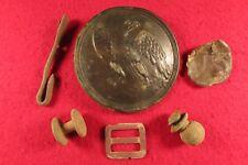 Civil War Campsite Relics