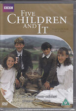 Five Children and It (1991 BBC Series) New & Sealed R2 DVD