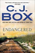 Joe Pickett: Endangered 15 (Signed Copy) by C. J. Box (2015, Hardcover)